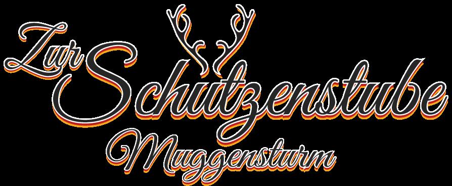 Zur Schützenstube – Muggensturm Logo